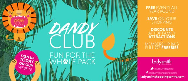 Welcome to Dandy Club