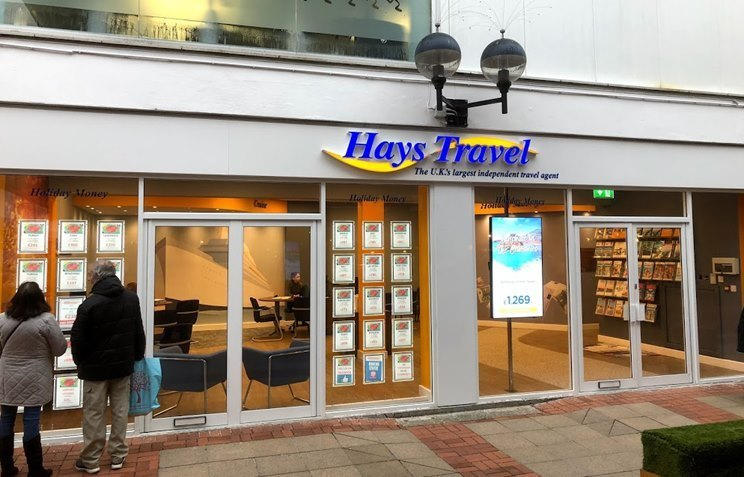 Hays Travel Opens