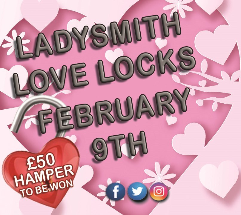 Ladysmith Love Locks