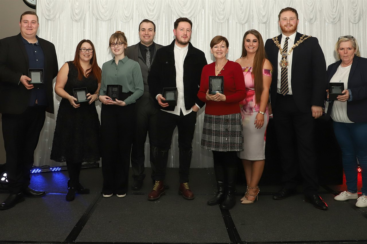Winners announced for Ladysmith Shopping Centre's Amazing Ashton Awards